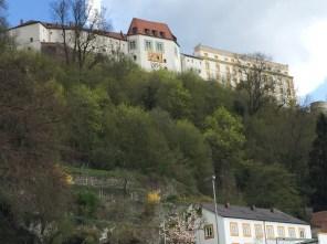 Passau – Veste Oberhaus