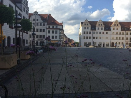 Marktplatz in Torgau