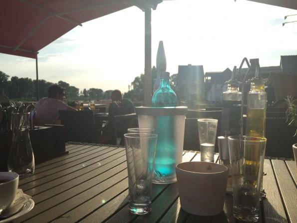 """Restaurant im Hotel """"Zum Anker"""""""