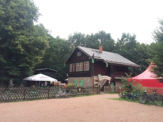 Forsthaus Leiner Berg Dessau