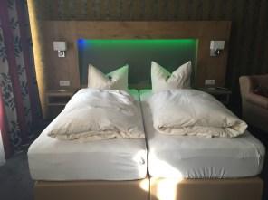 """Zimmer im Hotel """"Zum Anker"""""""