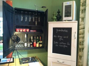 Kühlschrank mit leckeren Meißner Weinen