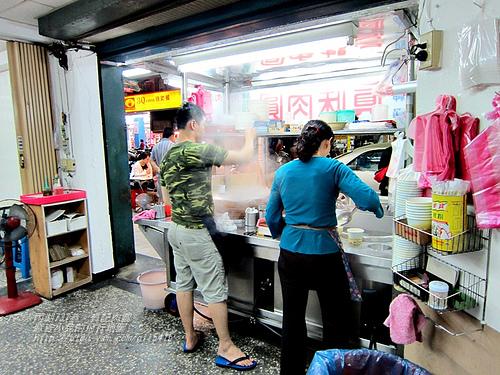 台北食記:內湖737巷真味肉圓 @麻吉小兔吃貨旅行團
