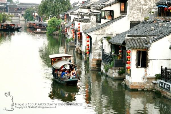 2010西塘古鎮(浙江嘉興) @麻吉小兔吃貨旅行團