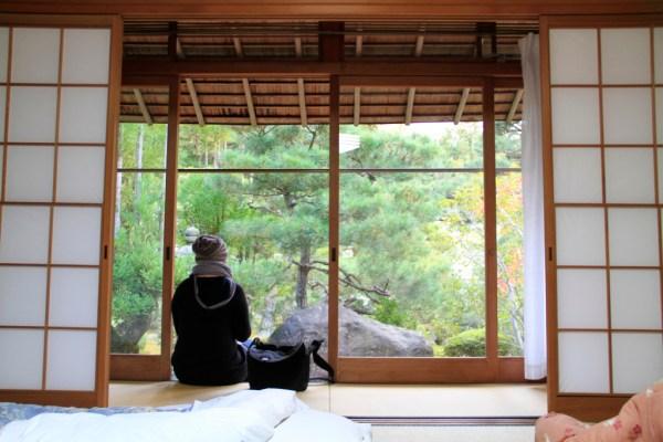 京都嵐山【山崎旅館Kyoto Ryokan Yamazaki】日式庭園町家旅館 @麻吉小兔吃貨旅行團
