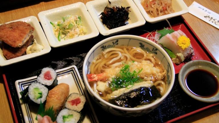京都嵐山【山崎旅館Kyoto Ryokan Yamazaki 餐廳食堂】京料理美食篇 @麻吉小兔吃貨旅行團