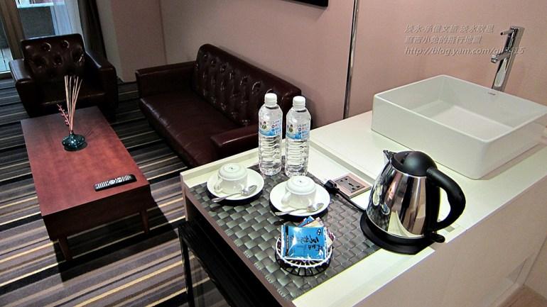 品味淡水小旅行~承億文旅‧淡水吹風‧設計精品旅店 @麻吉小兔吃貨旅行團