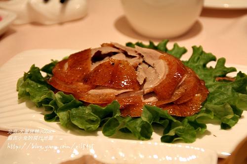 北京大董烤鴨~北京新興創意藝術料理 @麻吉小兔吃貨旅行團