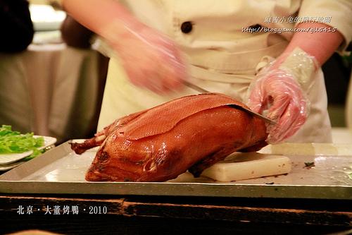 北京大董烤鴨-060