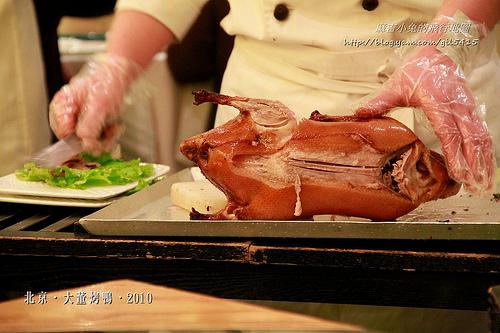 北京大董烤鴨-067