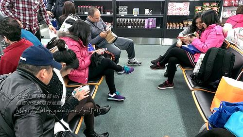 體驗分享:日本【Wi-Ho上網分享器】出國趴趴走也可以輕鬆上網吃到飽 @麻吉小兔吃貨旅行團
