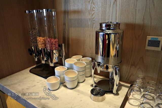 台南酒店:老爺行旅5樓【甘粹餐廳】有誠意精緻自助式早餐(目前僅限住客用餐) @麻吉小兔吃貨旅行團