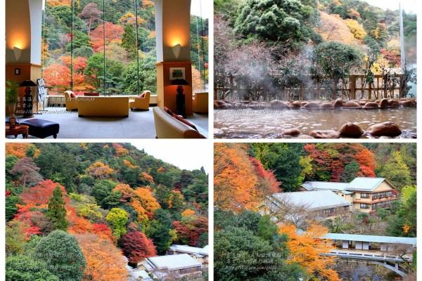日本有馬温泉【月光園:鴻朧館/游月山莊】