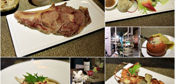 台北22:02新開店【ZADO就一套】超高CP值耶誕大餐(會員預約制無菜單餐廳)