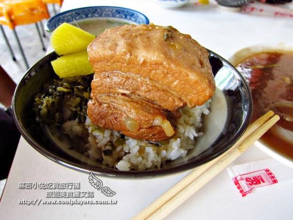 台南小南【上富小吃店】在地超人氣日常小吃 @麻吉小兔吃貨旅行團