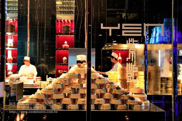 2011/07/W HOTEL【YEN紫豔中餐廳】港式中餐廳