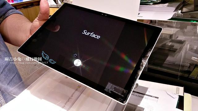 微軟平板筆電SP4【Surface Pro 4 與 周邊】輕巧 高續航力 高效能 @麻吉小兔吃貨旅行團