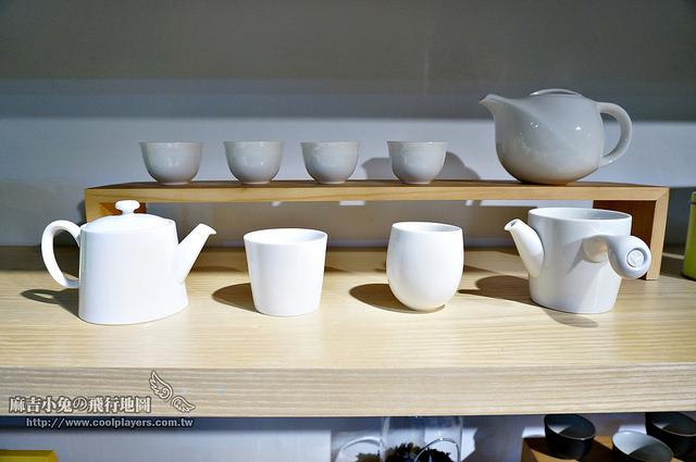 永康街:台灣好茶/器【不二堂】陶作坊老店創新茶精神 @麻吉小兔吃貨旅行團