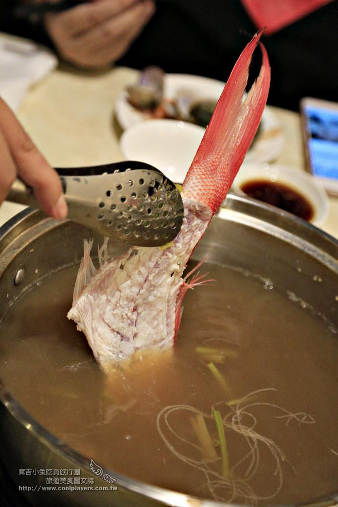板橋新開幕【蒸天下 蒸氣火鍋海鮮餐廳】最青ㄟ海鮮蒸氣火鍋 @麻吉小兔吃貨旅行團