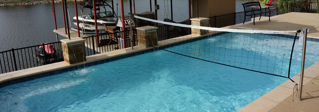 Pool Volleyball Kits Swimming Pool Products