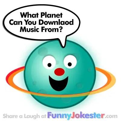 Planet Puns