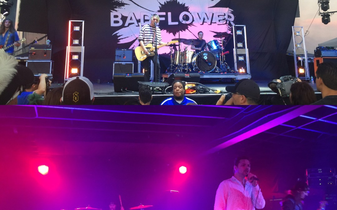 Badflower and Adelitas Way Live