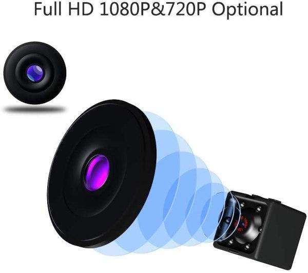 Mini Caméra Espion08