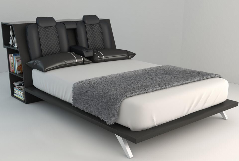 High Tech Bedroom Gadgets Ideas