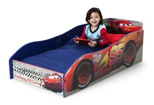 delta cars toddler bed