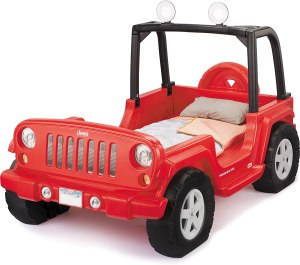 Full Review and Comparison of the Little Tikes Jeep Wrangler Toddler Twin Bed 2