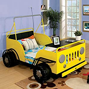 Full Review and Comparison of the Little Tikes Jeep Wrangler Toddler Twin Bed 3