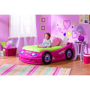 Little Tikes Princess Pink Toddler Roadster Bed - The Advantages and Disadvantages 5