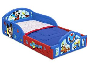 Best 4 Minnie Mouse Toddler Beds in 2020 For GIRLS [Buying Guide] 3