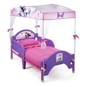 Best 4 Minnie Mouse Toddler Beds in 2020 For GIRLS [Buying Guide] 4