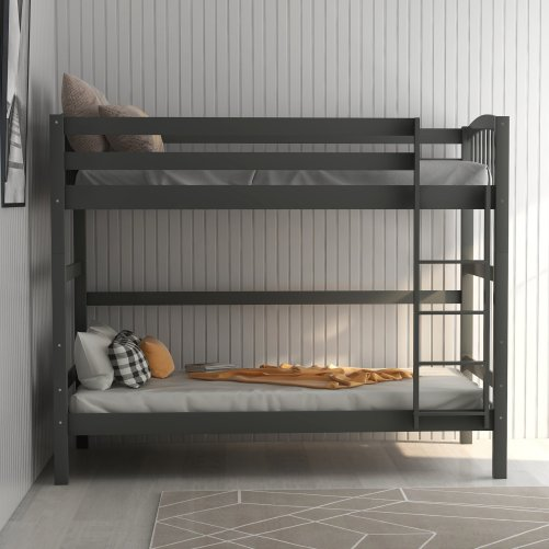 Twin over Twin Loft Bed, can be separated 8