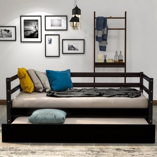 Daybed with Trundle Frame Set 7