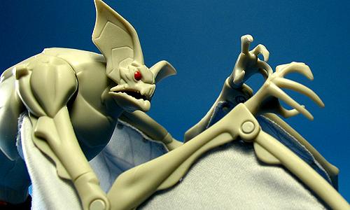 Arsenal COOL TOY REVIEW: Man-Bat Mattel The Batman Action Figure