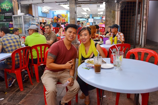 Things To Do: Eat At Jalan Alor