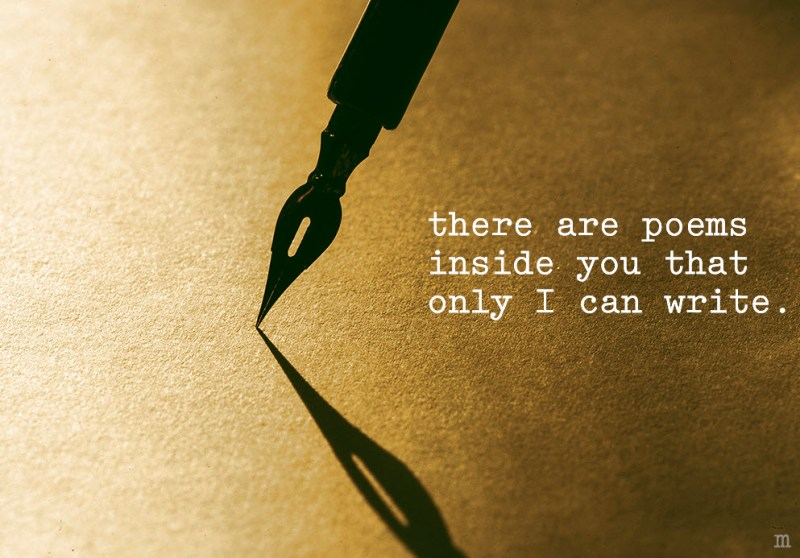 There are poems inside you... - Imgur