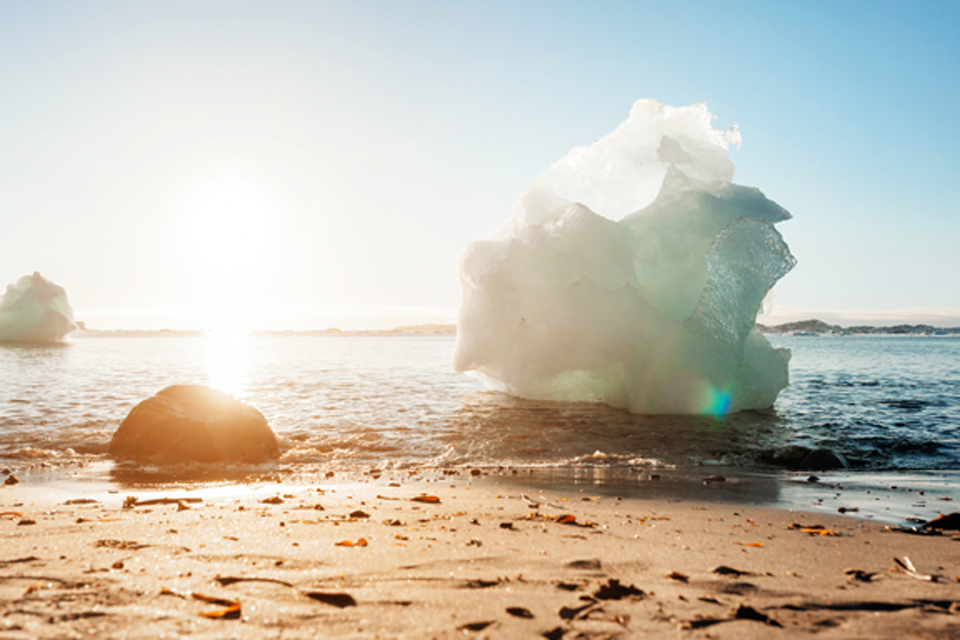 Nuuk, fotografía por Rebecca Gustafsson y Visit Greenland
