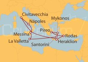 crucero-Italia,-Grecia,-Chipre,-Israel-con-el-barco-Norwegian-Spirit-(4)