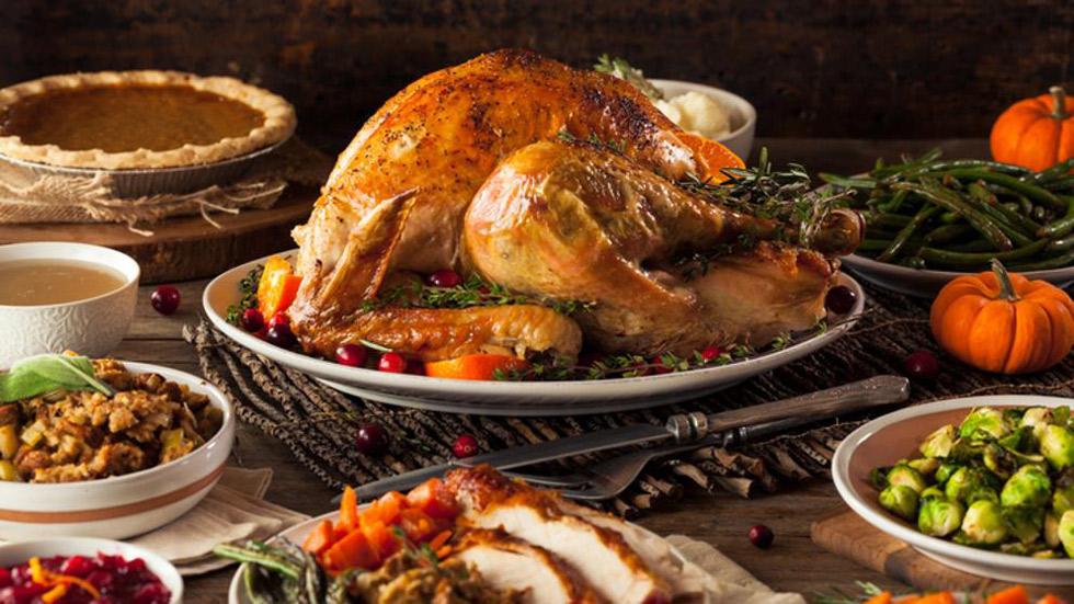 Cocina de autor para celebrar el Thanksgiving Day  en Barcelona