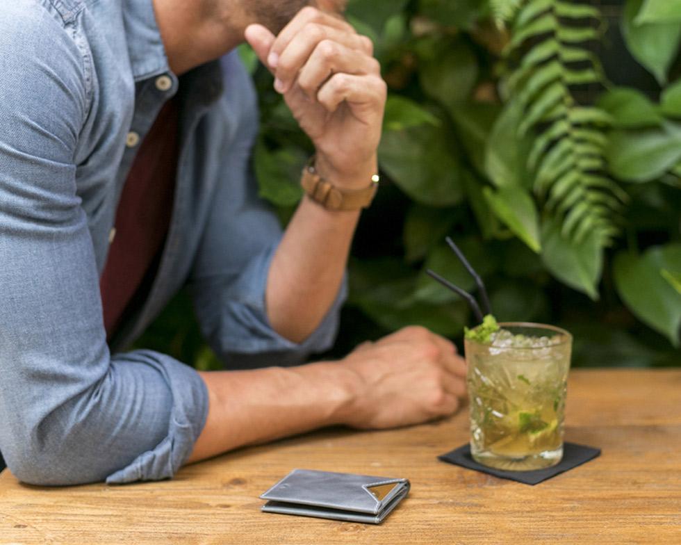 ROIK | Una start up de carteras masculinas únicas