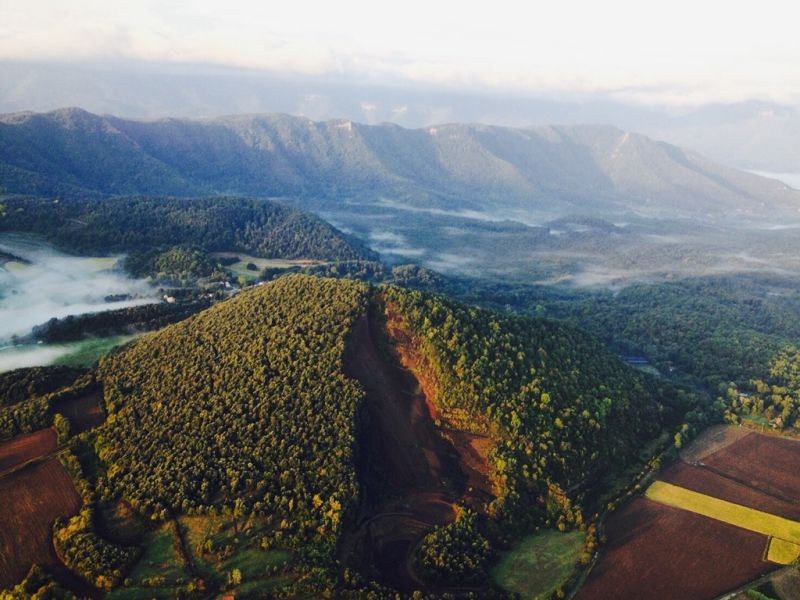 La Garrotxa | Una escapada por la tierra de los volcanes