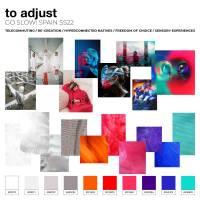La era post COVID-19 en la Generación Z marca la tendencia cromática de ESDi Color Lab para la primavera/verano 2022