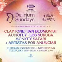 Delirium Sundays abre la temporada de festivales electrónicos en la Costa Brava