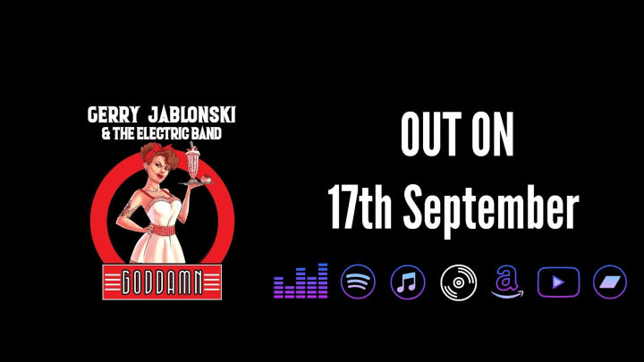 GODDAMN out on the 17.sept !!