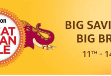 [Back Again] Amazon Great Indian Sale :Heavy Loots +Discounts+Additional Offers 11th-14th May