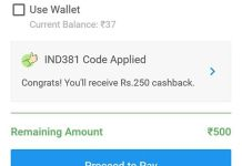 (Loot) Haptic App -Rs.100 On SignUp , Flat 50% Off On Recharge,DTH,Bill Payments(IND381 Offer)
