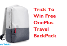 (Big Loot) Trick To Win Unlimited Rs.300 Coupon,T-shirts,Bags From OnePlus Contest